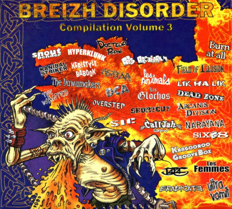 les animals - breizh disorder