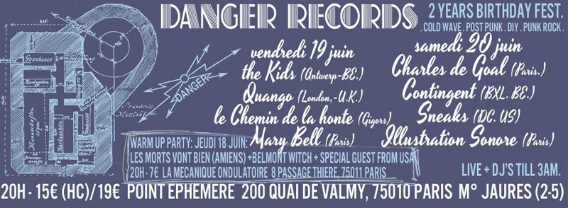 danger records-flyer